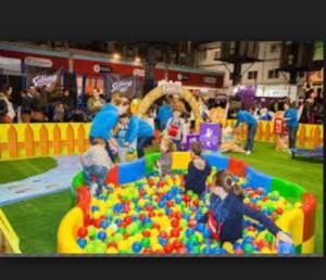 Magia en Barcelona en agosto para niños