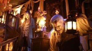 Fiestas de halloween en parques de atracciones en espana