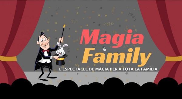 Show de magia y fechas en Barcelona para navidad