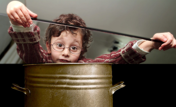 Enseña a tus niños los mejores 5 trucos sorprendentes con comida