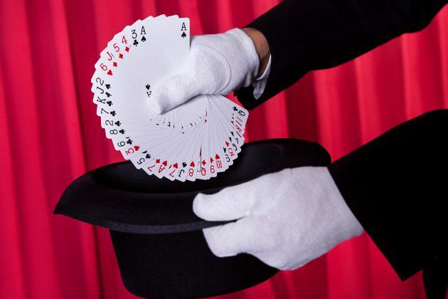 Shows de magia en Madrid en febrero